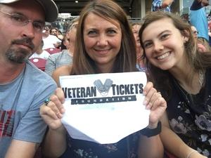 nathan attended Luke Bryan: What Makes You Country Tour on Jun 16th 2018 via VetTix