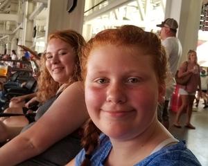 Terri attended Luke Bryan: What Makes You Country Tour on Jun 16th 2018 via VetTix