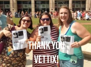 Melissa attended Luke Bryan: What Makes You Country Tour on Jun 16th 2018 via VetTix