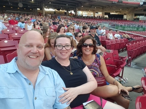 Brian attended Luke Bryan: What Makes You Country Tour on Jun 16th 2018 via VetTix