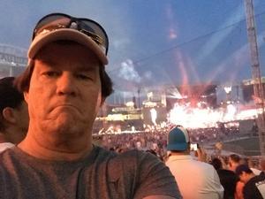 Patrick attended Luke Bryan: What Makes You Country Tour on Jun 16th 2018 via VetTix