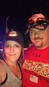 Chad attended Luke Bryan: What Makes You Country Tour on Jun 16th 2018 via VetTix