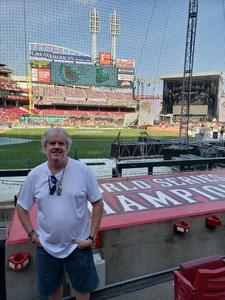 Duane attended Luke Bryan: What Makes You Country Tour on Jun 16th 2018 via VetTix