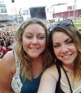 Andrew attended Luke Bryan: What Makes You Country Tour on Jun 16th 2018 via VetTix