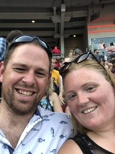 William attended Luke Bryan: What Makes You Country Tour on Jun 16th 2018 via VetTix