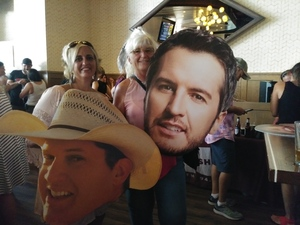 Cindy attended Luke Bryan: What Makes You Country Tour on Jun 16th 2018 via VetTix