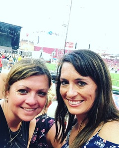 Sara attended Luke Bryan: What Makes You Country Tour on Jun 16th 2018 via VetTix