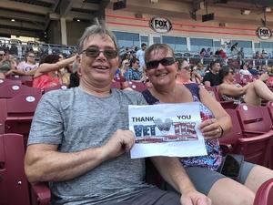 Joseph attended Luke Bryan: What Makes You Country Tour on Jun 16th 2018 via VetTix