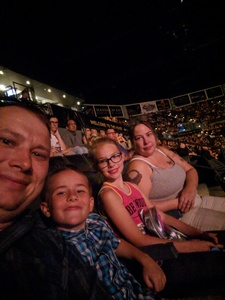 Dean attended Kesha and Macklemore - Live in Concert - Presented by the Mandalay Bay Events Center on Jun 9th 2018 via VetTix