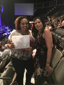 Kayla attended Kesha and Macklemore - Live in Concert - Presented by the Mandalay Bay Events Center on Jun 9th 2018 via VetTix