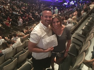 David attended Kesha and Macklemore - Live in Concert - Presented by the Mandalay Bay Events Center on Jun 9th 2018 via VetTix