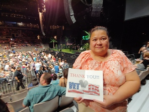 KATHRYN V. attended Kesha and Macklemore - Live in Concert - Presented by the Mandalay Bay Events Center on Jun 9th 2018 via VetTix