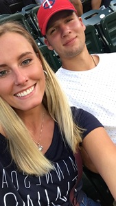 Bennett attended Minnesota Twins vs. Cleveland Indians - MLB on Jul 30th 2018 via VetTix