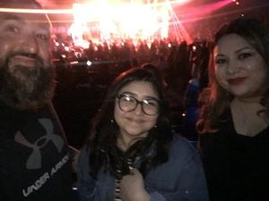 Ralph attended Geraldo Ortiz - Show is in Spanish on Jun 16th 2018 via VetTix