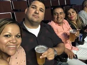 Josh attended Geraldo Ortiz - Show is in Spanish on Jun 16th 2018 via VetTix