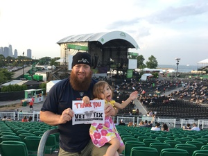 Jeremy attended Ray Lamontagne With Very Special Guest Neko Case - Pop on Jun 16th 2018 via VetTix