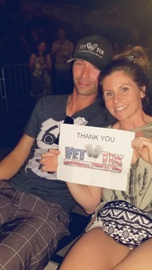 Michelle attended Ray Lamontagne With Very Special Guest Neko Case - Pop on Jun 16th 2018 via VetTix