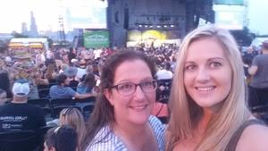 Monica attended Ray Lamontagne With Very Special Guest Neko Case - Pop on Jun 16th 2018 via VetTix
