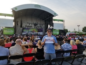 Eric attended Ray Lamontagne With Very Special Guest Neko Case - Pop on Jun 16th 2018 via VetTix