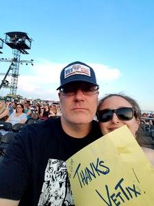 Jason attended Ray Lamontagne With Very Special Guest Neko Case - Pop on Jun 16th 2018 via VetTix