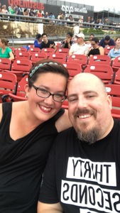Adam attended 101x Presents Thirty Seconds to Mars on Jul 7th 2018 via VetTix