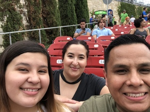 Mark attended 101x Presents Thirty Seconds to Mars on Jul 7th 2018 via VetTix