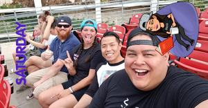 Tyler attended 101x Presents Thirty Seconds to Mars on Jul 7th 2018 via VetTix
