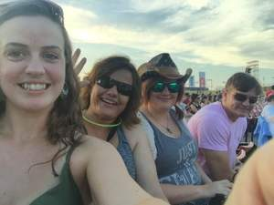 Steven attended 101x Presents Thirty Seconds to Mars on Jul 7th 2018 via VetTix