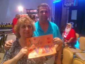 Linda attended River City Wrestling Spectacular Featuring Nwa World Heavyweight Champion. on Jul 6th 2018 via VetTix