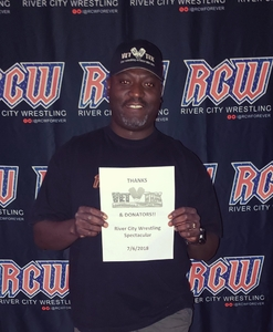 Andre attended River City Wrestling Spectacular Featuring Nwa World Heavyweight Champion. on Jul 6th 2018 via VetTix