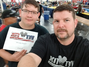 Johnathan Butler attended Houston GRB Gun Show - Presented by Premier Gun Shows - Ticket Good for Saturday or Sunday on Jul 29th 2018 via VetTix