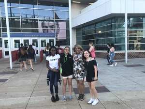 Amalia attended Harry Styles Live on Tour on Jun 15th 2018 via VetTix