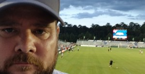David attended North Carolina Courage vs. Chicago Red Stars - NWSL - National Womens Soccer League on Jul 4th 2018 via VetTix