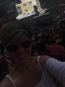 Michael attended Taylor Swift Reputation Stadium Tour on Jul 11th 2018 via VetTix