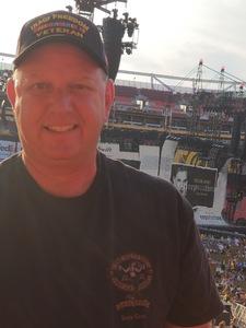Tim attended Taylor Swift Reputation Stadium Tour on Jul 11th 2018 via VetTix