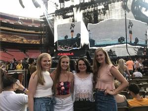Beth attended Taylor Swift Reputation Stadium Tour on Jul 11th 2018 via VetTix