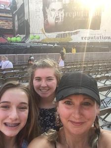 Melissa attended Taylor Swift Reputation Stadium Tour on Jul 11th 2018 via VetTix