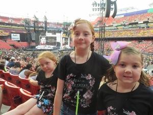 theodore attended Taylor Swift Reputation Stadium Tour on Jul 11th 2018 via VetTix