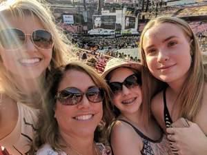 Sean attended Taylor Swift Reputation Stadium Tour on Jul 11th 2018 via VetTix