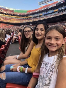 Patricia attended Taylor Swift Reputation Stadium Tour on Jul 11th 2018 via VetTix
