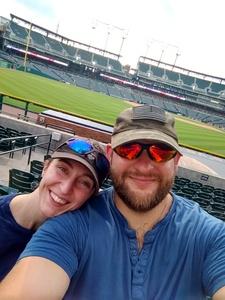 David attended Detroit Tigers vs. Texas Rangers - MLB on Jul 5th 2018 via VetTix