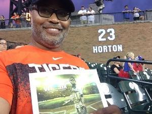 Randal attended Detroit Tigers vs. Texas Rangers - MLB on Jul 5th 2018 via VetTix