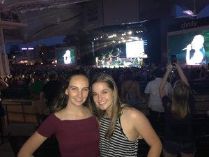 Shannon attended The Adventures of Kesha & Macklemore - Reserved Seating on Jun 23rd 2018 via VetTix