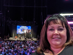 Rose attended Chicago and Reo Speedwagon Live at the Pepsi Center on Jun 20th 2018 via VetTix