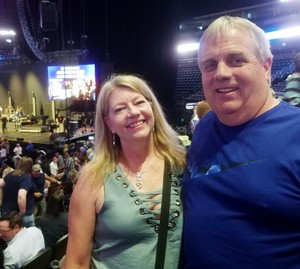 John attended Chicago and Reo Speedwagon Live at the Pepsi Center on Jun 20th 2018 via VetTix