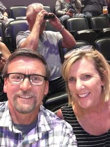 Richard attended Chicago and Reo Speedwagon Live at the Pepsi Center on Jun 20th 2018 via VetTix