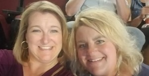Christy attended Tim McGraw & Faith Hill Soul2Soul the World Tour 2018 - Country on Jun 26th 2018 via VetTix