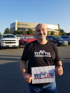 Michael attended Tim McGraw & Faith Hill Soul2Soul the World Tour 2018 - Country on Jun 26th 2018 via VetTix