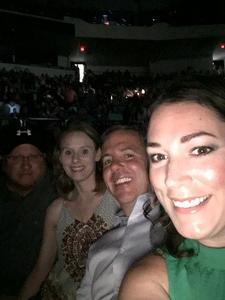 Robert attended Tim McGraw & Faith Hill Soul2Soul the World Tour 2018 - Country on Jun 26th 2018 via VetTix