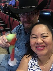Troy attended Tim McGraw & Faith Hill Soul2Soul the World Tour 2018 - Country on Jun 26th 2018 via VetTix